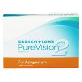 Контактные линзы PureVision
